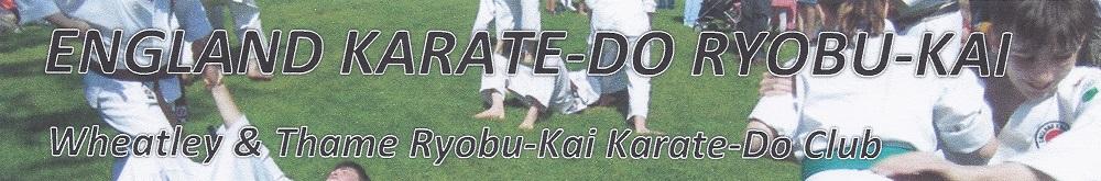 ENGLAND KARATE-DO RYOBU-KAI