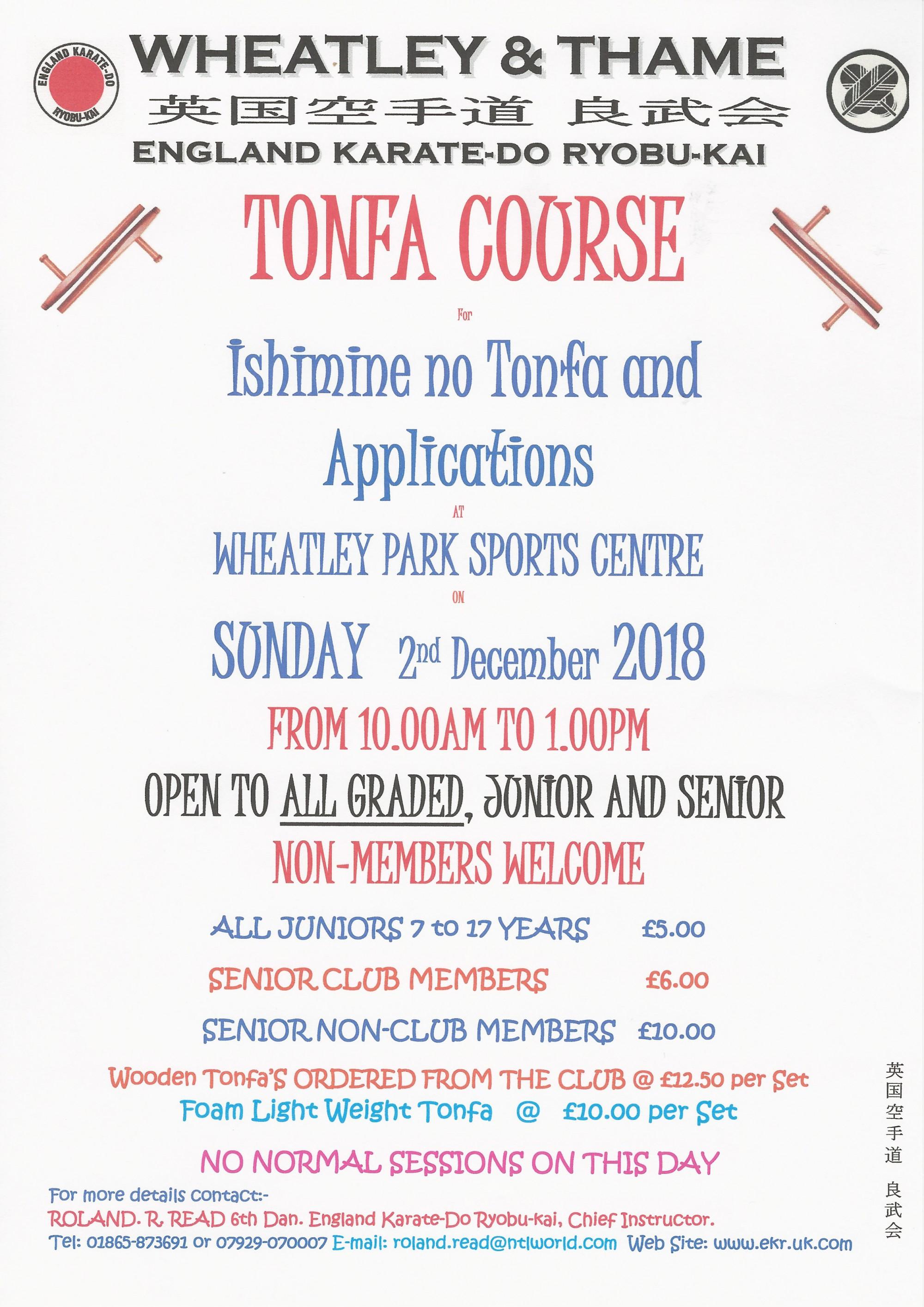 Tonfa Dec. 2018.